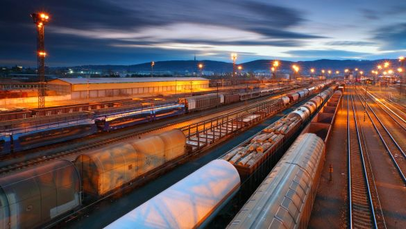 Sati Railway Freight 1